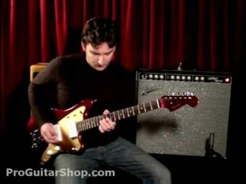 Fender J Mascis  Artist Series Jazzmaster