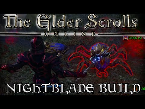 Kevduit's ESO Stamina NIGHTBLADE Build (Elder Scrolls Online Tips for PC, XB1, and PS4)