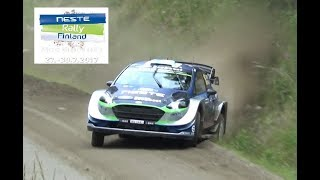 Neste Rally Finland 2017 | Crashes,Jumps&Action