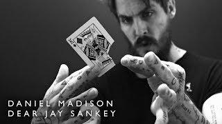 Dear Jay Sankey…