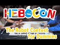 HEBOCON The Robot Contest For Dummies The Jury Selections The 18th Japan Media Arts Festival