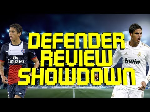 FIFA 14 Career Mode - DEFENSE REVIEW SHOWDOWN! - Best Young Defenders EP 2!
