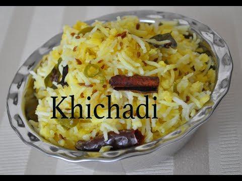 Yellow Moong Dal & Rice Khichadi - Ultimate comfort food