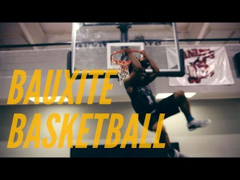 Bauxite Basketball State Hype 2016-17