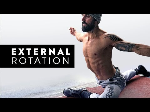 How to do PIGEON Pose for beginners (Hip External Rotation Stretches)