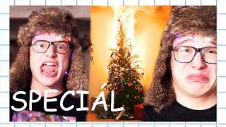 VÁNOČNÍ PROBLÉMY S PÉŤOU #vánočníspeciál