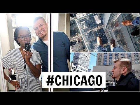 Happy Birthday Michael! | CHICAGO COUPLES TRIP!