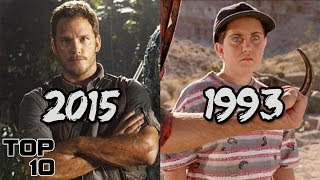 Download Top 10 Scary Jurassic Park Theories Video