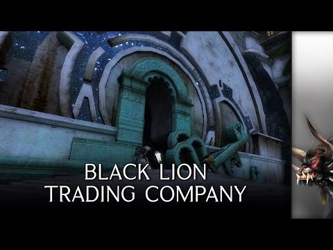 From the Cutting Room Floor: Welcome to the Black Lion Trading Company