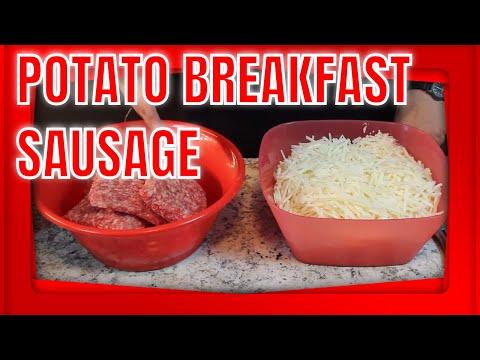 Potato Breakfast Sausage!   See Update below!
