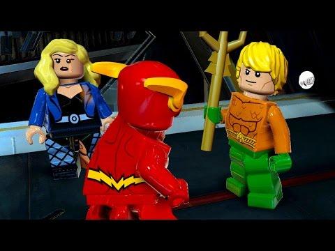 LEGO Batman 3 EXTRAS #18 - O QUE TEM DE ERRADO COM A CANÁRIO NEGRO?