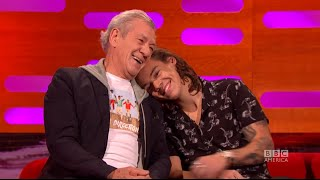 Download Sir Ian McKellen and One Direction Admire Each Others Work - The Graham Norton Show on BBC America Video