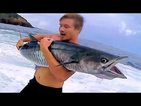 Fishing for Big Spanish Mackerel