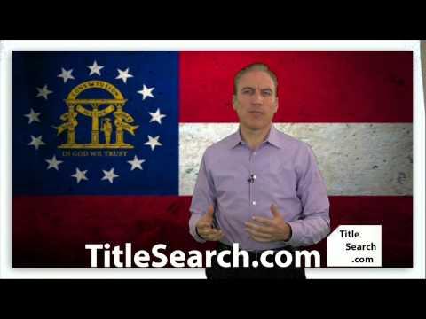 How do you run a title in Paulding County Georgia? | AFX