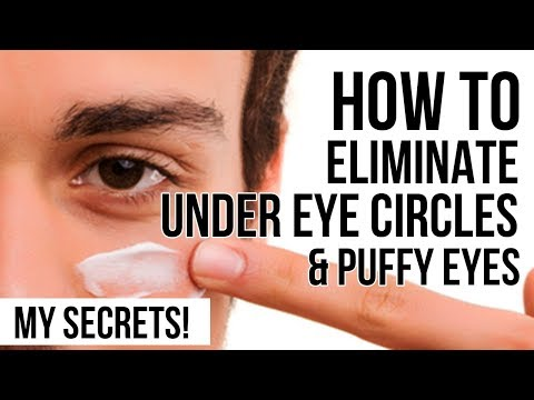 ELIMINATE UNDER EYE CIRCLES & PUFFY EYES NOW (TIPS YOU MUST TRY!) | JAIRWOO