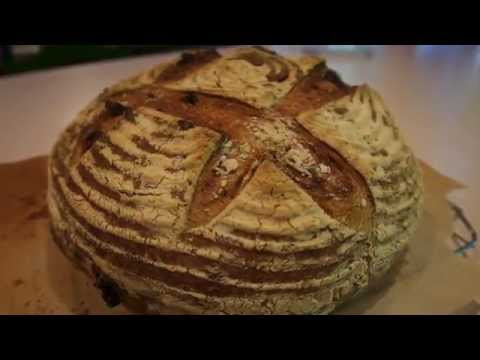 How to Bake: Rustic Bread