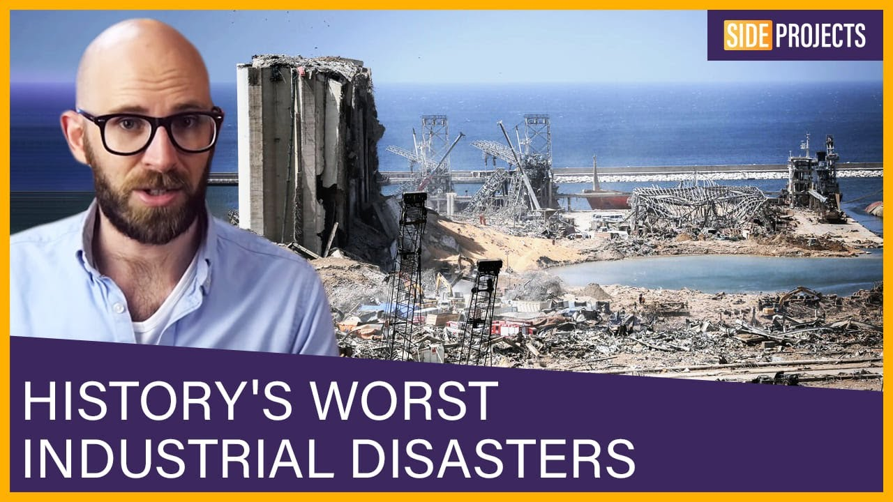 The Big Bangs: History's Worst Industrial Disasters