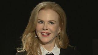 Nicole Kidman Regrets Being So Candid in Her Revealing