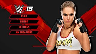 Wr3d Wwe 2k19||Most Realistic wr3d mod ever||32 arenas||Best