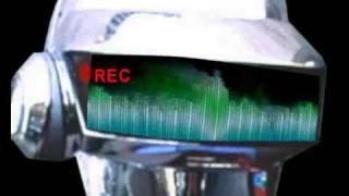 Daft Punk - Voyager around the world together (Anthony mix)