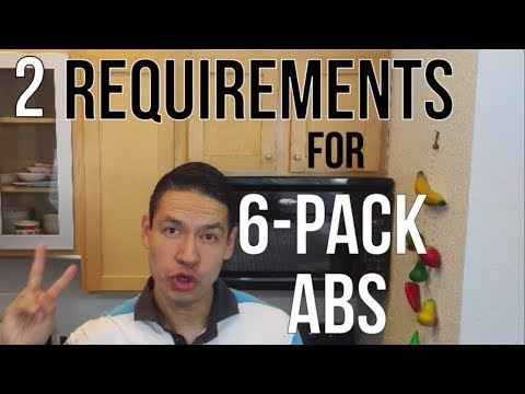 6-Pack Abs Requirements