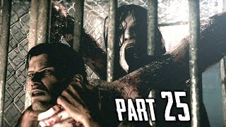 The Evil Within Walkthrough Gameplay Part 25 - Laura Rebirth Boss (PS4)