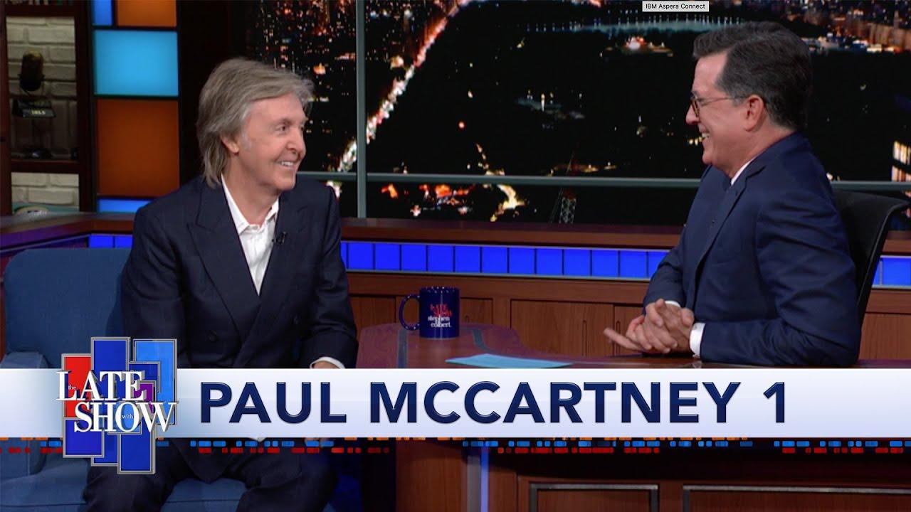 "Paul McCartney Reacts to BTS Singing ""Hey Jude"""