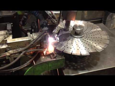 Laser Welded Diamond Saw Blades-Suzhou Weima Tools Co.,Ltd
