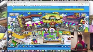 Club Penguin Shutdown Setup/Gameplay...