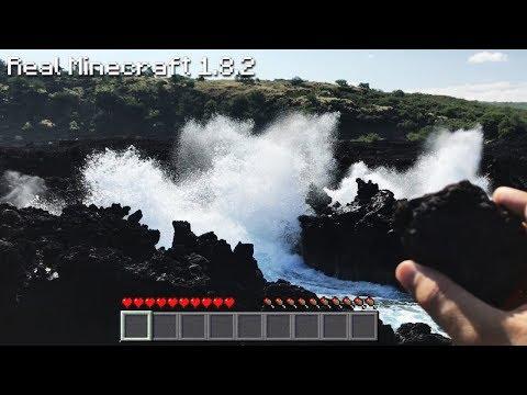 Real Life Minecraft - OBSIDIAN