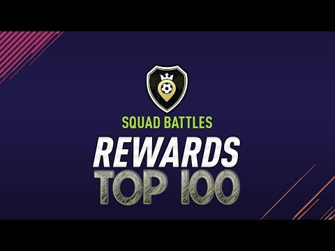 TOP 100 IN THE WORLD SQUAD BATTLE REWARD PACKS!!!