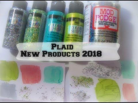 Plaid New Product 2018