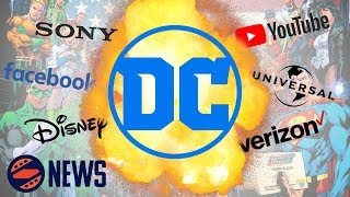 Who Could Buy DC From Warner Brothers? (Silicon Valley vs Super-Studios)