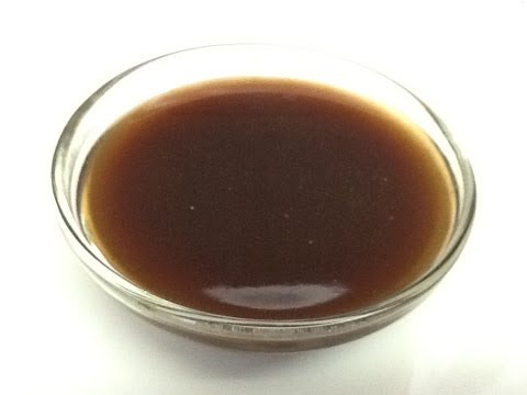Microwave Cooking: Sweet and Sour Tamarind Chutney in just one Min.