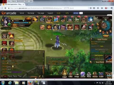 Full Screen Facebook Games - Alternate Method