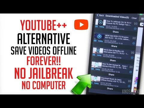 How To Save Youtube Videos and Watch Offline Unlimited in Iphone Ipod Gallery