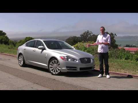 2009 Jaguar XF Video Review