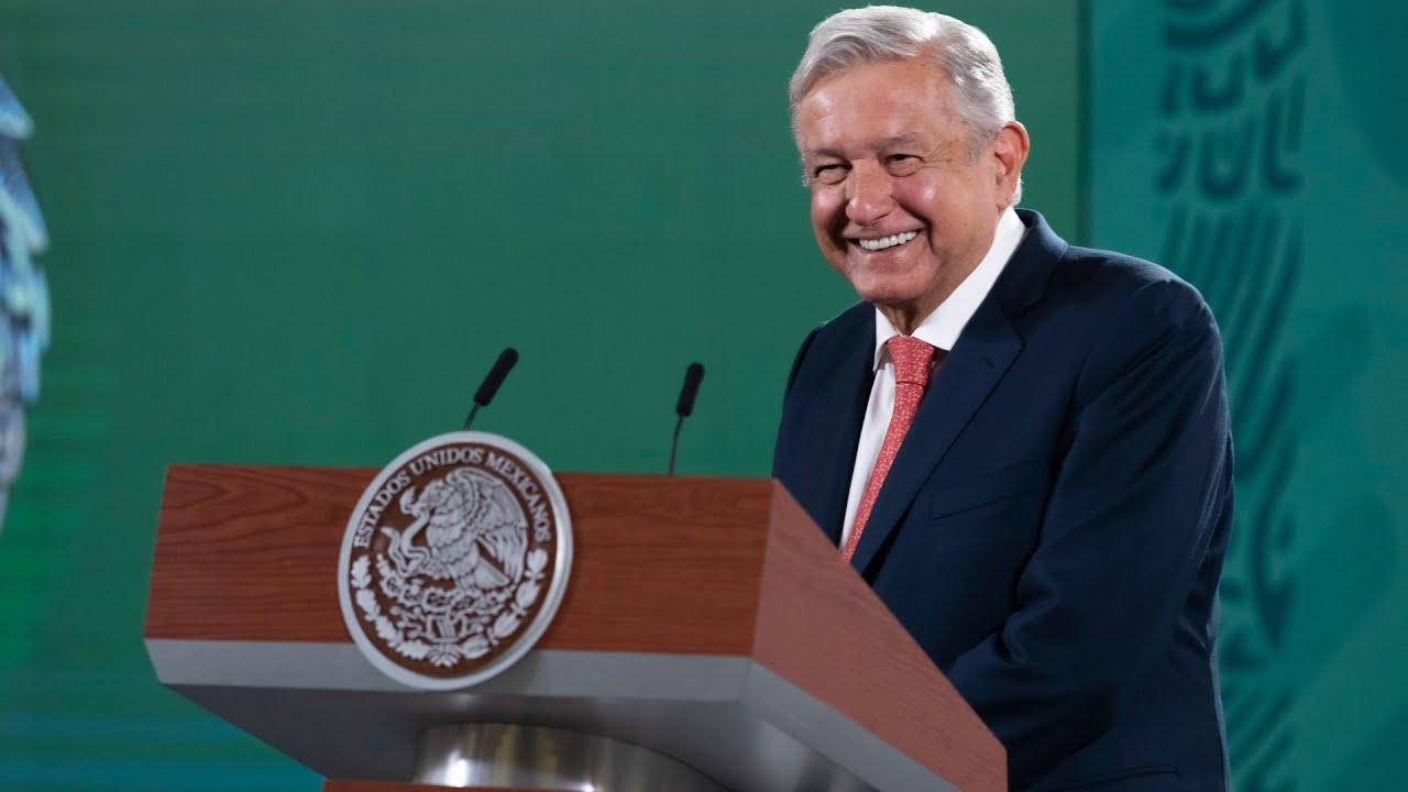 Elecciones 2021 fueron limpias y libres. Conferencia presidente AMLO