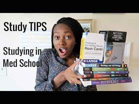 Studying in Medical School | Study Tips & Resources | Using Lecturio