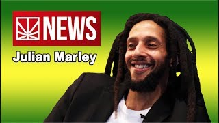 Julian Marley talks about his new album
