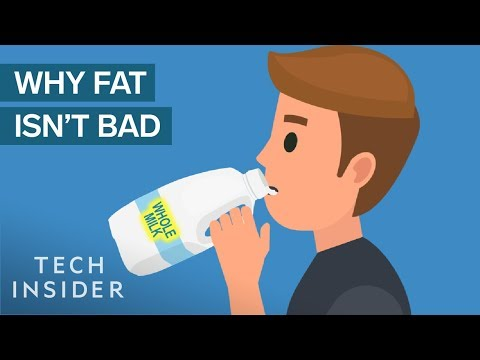 Why Eating Fat Won't Make You Gain Weight