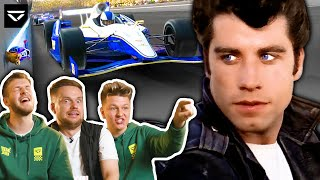 Reacting to Bad & Great Racing in Movies 4