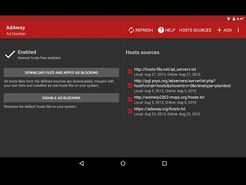 How to Block Ads in Android Using AdAway