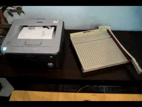 How to Make a 3-panel Word Booklet for Laser Printer