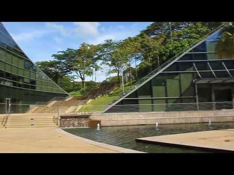 Nanyang Technological University ADM building