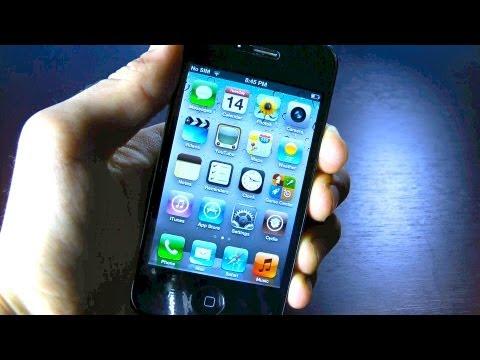 New iPhone 4S & 4.11.08 Unlock for Tmobile Update - iOS 5.1.1/5.1 Unlock & TPSim 4S