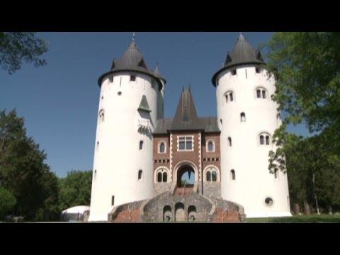 I live in a Renaissance fair castle