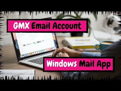 How to Set up Your GMX Email Account with the Windows Mail App