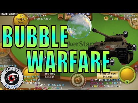 Tournament Bubble Warfare: Targeting Players With High Bubble Factors