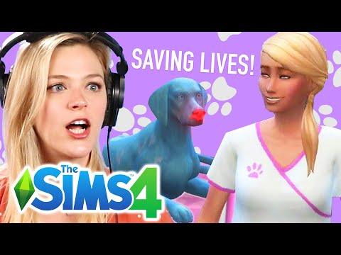 Xxx Mp4 Single Girl Saves Dogs Lives In The Sims 4 Part 2 3gp Sex